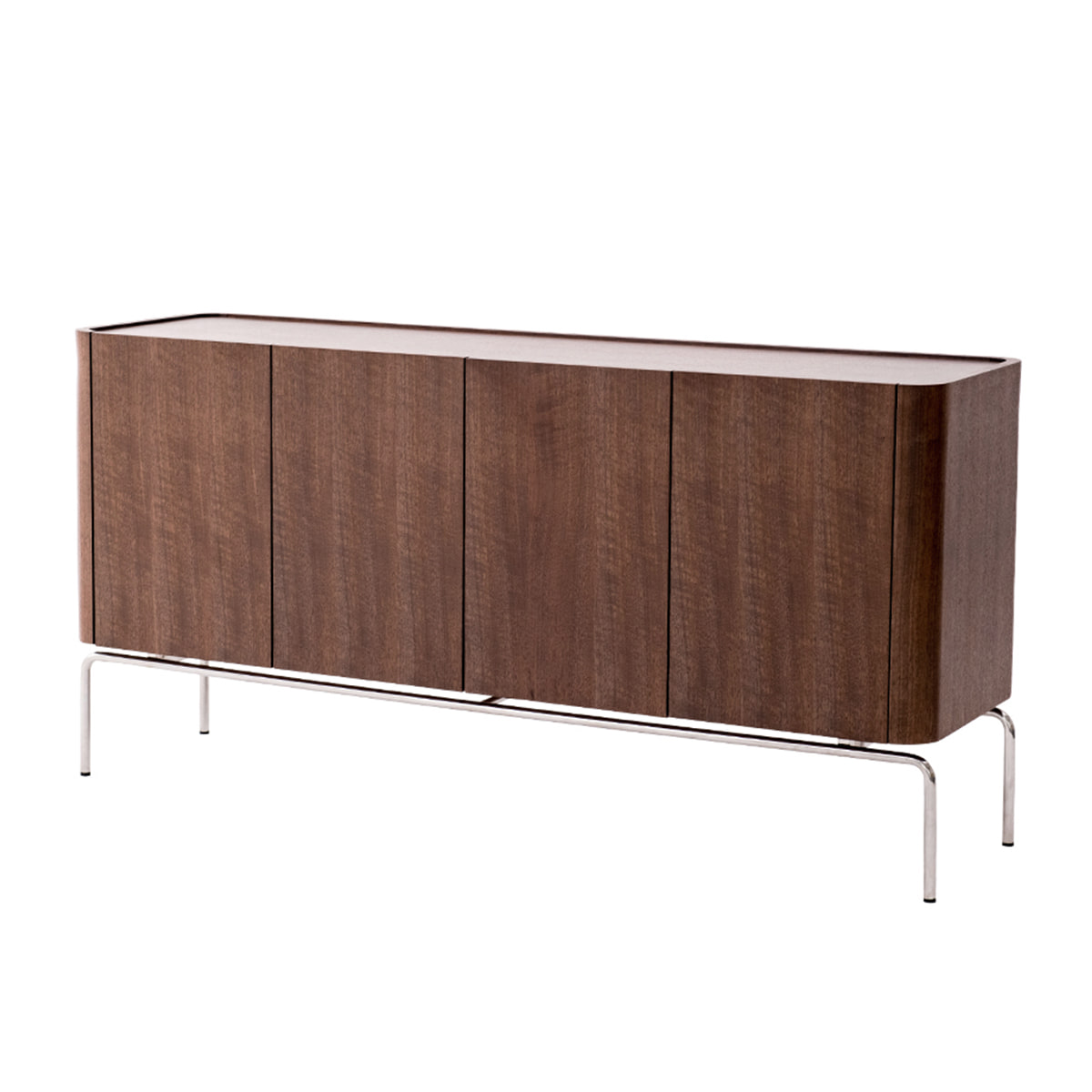 LINEA SIDE BOARD WALNUT 1600