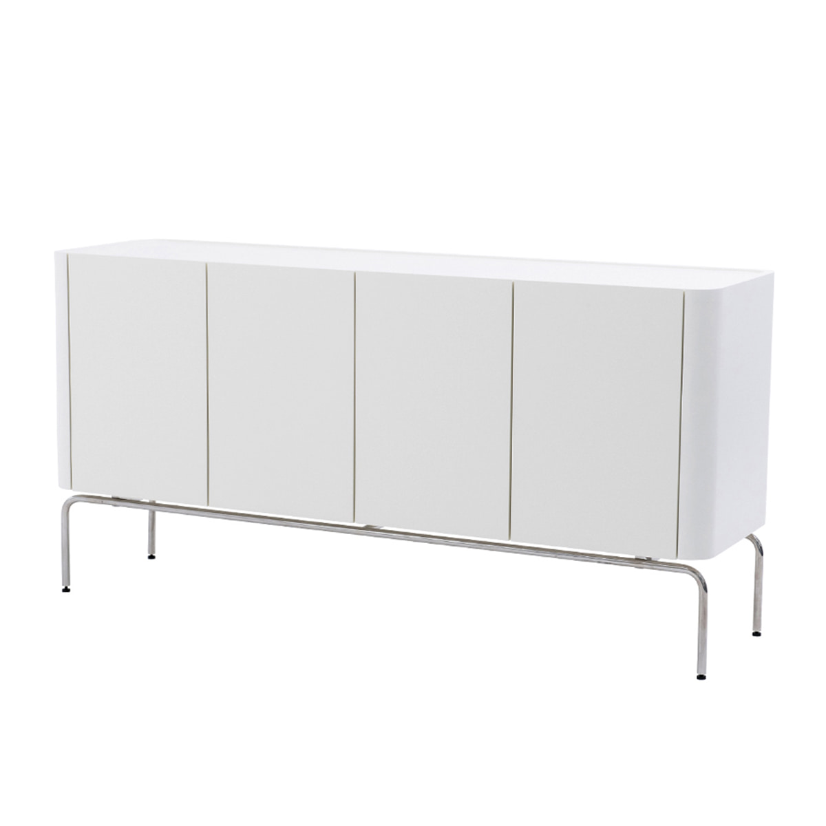 LINEA SIDE BOARD WHITE